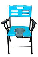Yash commode chair for pregnant women and old men commode chair for indian toilets