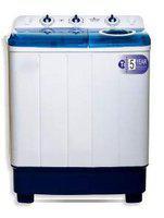 TECHCON Turbo T6515TP 6.5KG Capacity Semi Automatic Washing Machine