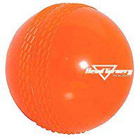 HeadTurners Wind Synthetic Cricket Ball (Multicolour) - Pack of 1