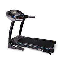 WELCARE WC2288 1.75HP, 3 HP Peak Motorized Folding Treadmill with LCD Display, Soft Cushion Perfect for Home Use
