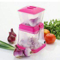 SNR Big Onion & Chilly Cutter Vegetable Chopper (Multicolor)