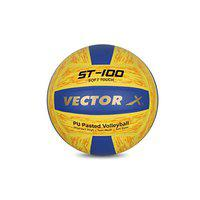 Vector X ST-100 Soft Touch Volleyball (Size-4)