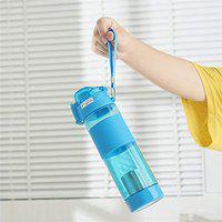 DEV P66 Alkaline Water Bottle 650 ML BPA Free Alkaline Bottle Balance PH Level Water Bottle for Weight Loss Energy Body Detox Alkaline Balls Mineral Water Improve Water Taste Power of Hydrogen
