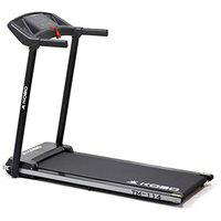 Kobo Fitness 1 H.P (TM-114) Motorized Treadmill with LED Display and Free Installation Assistance Home Use Jogger (2021 Model)