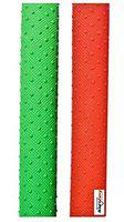 HeadTurners Dotted Cricket Bat Grip (Multicolored, Pack of 2)