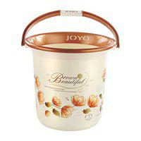 XSOURCE an Joyo Better Printed Plastic Bathroom Bucket for Home and Office (16 L Printed)