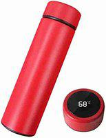 Iyaan Water Bottle for Hot and Cold Drink (Red)