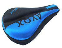 AlexVyan Silicon Gel Soft Bicycle Saddle Seat & Cycling Cushion Pad Cycle Cover (AYQX Blue)