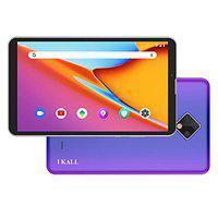 I KALL N6 Dual Sim 4G Calling Tablet (7 Inch, 2GB, 32GB, 4G Volte, Dual Sim) (Purple)
