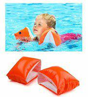 Confidence Swimming Arm Bands Floater for Kids (Multicolor, 2 Pcs) Color Will Send Random
