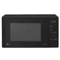 LG 20 litres Solo Microwave Oven (MS2043DB, Black)