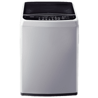 LG 6.2 kg Fully Automatic Top Loading Washing Machine (T7288NDDLG, Silver)