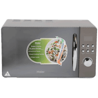 Haier 20 Litres Convection Microwave Oven (HIL2001CSPH, Silver)