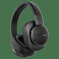 Harman Kardon Fly Over-Ear Wireless Headphone with Mic (Bluetooth 4.2, HKFLYANCBLK, Black)