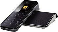 New Imported Panasonic KX-PRW110 Cordless Landline Phone Black Color