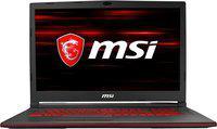 MSI Core i7 8th Gen - (16 GB/1 TB HDD/256 GB SSD/Windows 10 Home/6 GB Graphics/NVIDIA Geforce RTX 2060) GL73 Gaming Laptop(17.3 inch, Black, 2.9 kg)