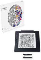 WACOM PTH860/K1-CX INTOUS PRO LARGE PAPER EDITION 12.24 x 8.5 inch Graphics Tablet(Black)