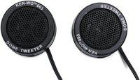 Electronicspices Tweeter 1.5-inch 240 Watts Max Dome Tweeters with Mounting Kit Angle, BLACK, Surface Set of 2 Tweeter Car Speaker(240 W)