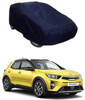 MILLENNIUM Car Cover For Kia Universal For Car (Without Mirror Pockets)(Blue)