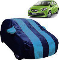 Gargi Traders Car Cover For Maruti Suzuki SX4 (With Mirror Pockets)(Multicolor, For 2014 Models)
