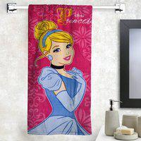 DISNEY Cotton 350 GSM Bath Towel