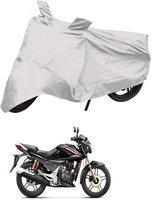 Deltakart Two Wheeler Cover for Hero(Xtreme Sports, Silver)