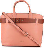 Allen Solly Women Orange Messenger Bag