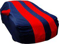 Shengshou Car Cover For Renault Kwid (With Mirror Pockets)(Red, Blue)