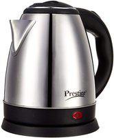 Prestige 1.5 L electrical kettle 1500 watt Electric Kettle(1.5 L, Silver)