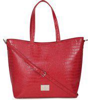 Allen Solly Women Red Messenger Bag