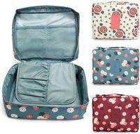 ShopAis Travel Kit Travel Toiletry Kit(Multicolor)