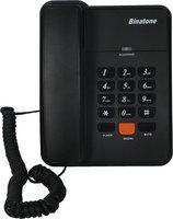 Binatone pirit 111N Corded Landline Phone(Black)