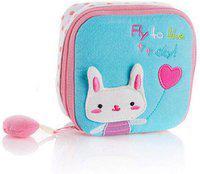 ShopyBucket Zipper Bag for girl Travel Toiletry Kit(Multicolor)