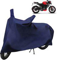 Spaiko Two Wheeler Cover for Hero(Passion Xpro, Blue)