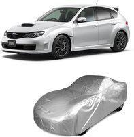 Shengshou Car Cover For Subaru Impreza (Without Mirror Pockets)(Grey)