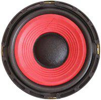 Electronicspices Speaker Sound Bass 5'' inch red Coaxial Car Speaker(50 W)