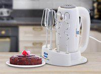KENT Electric Hand Blender 150W 150 W Hand Blender(White)