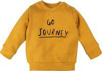 Nino Bambino Full Sleeve Printed Boys & Girls Sweatshirt