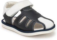 Tuskey Boys Velcro Strappy Sandals(Blue)