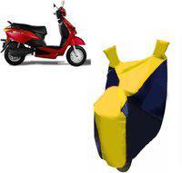 KAAZ Two Wheeler Cover for Universal For Bike(Yo Xplor, Yellow)