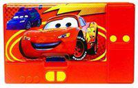 Risekart Classic Dora Art Plastic Pencil Box(Set of 1, Red)