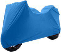 Water Proof Two Wheeler Cover for Yamaha(SZ-S, Blue)