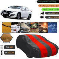 AutoGreat Car Cover For Tata Estate (Without Mirror Pockets)(Multicolor)