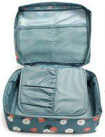 vepson Makeup Organizer Cosmetic Travel Pouch Travel Toiletry Kit(Blue)