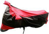 MotRoX Two Wheeler Cover for Ducati(Monster 821, Red, Black)