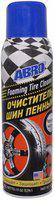 ABRO TC-800-R Foaming Tire Cleaner Spray Car Tyre Wheel Cleaner Foam No Wipe No Rinse Formula 595 g Wheel Tire Cleaner(Pack of 1)