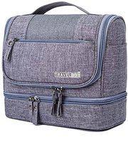 ShopyBucket jaipur_toiletbag_014548 Travel Toiletry Kit(Grey)