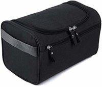 Divinext Wash Bag Hanging Depp Kit Travel Toiletry Kit(Black)