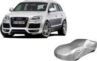Shengshou Car Cover For Audi Q7 (Without Mirror Pockets)(Grey)