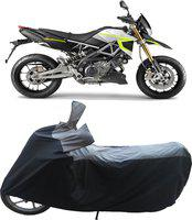 Water Proof Two Wheeler Cover for Universal For Bike(Black)